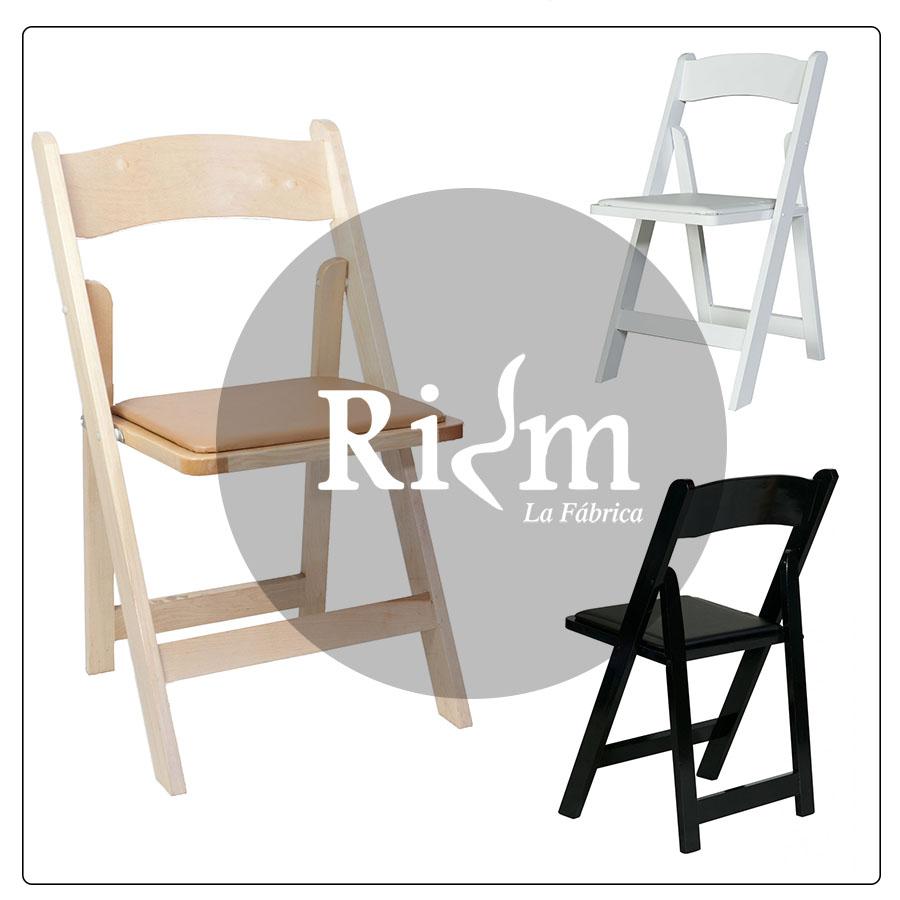 Sillas madera ridm s a de c v for Silla avant garde